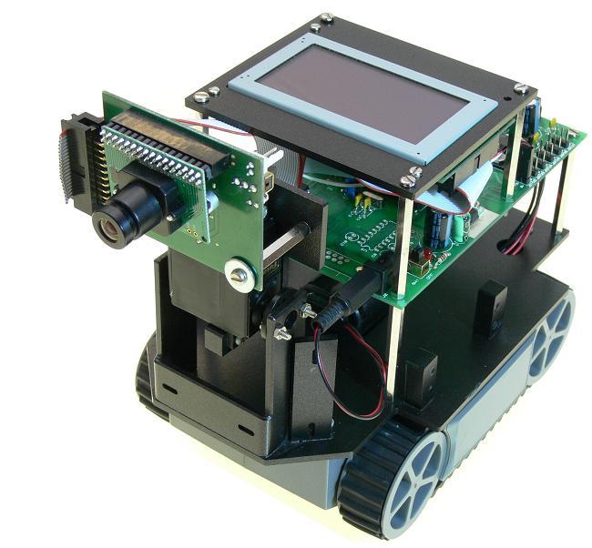 Robot store hk mit handyboard system oopic dr robot kits robot