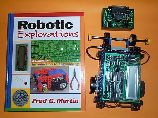 A Hands-on Introduction to Engineering Robotic Explorations