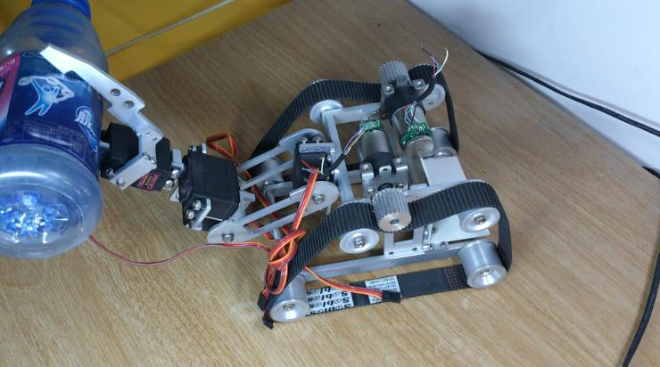 Robot store hk mit handyboard system oopic dr robot Motor for robotic arm