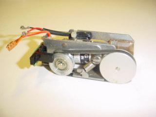 dc motor wheel