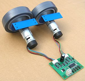 Robot store hk mit handyboard system oopic dr robot for Small motors for robots